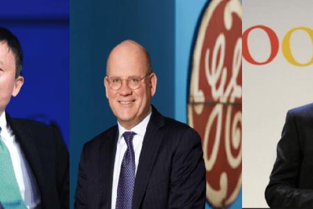 Running Conglomerates: GE Needs To Take Internships in Google, Amazon or Alibaba