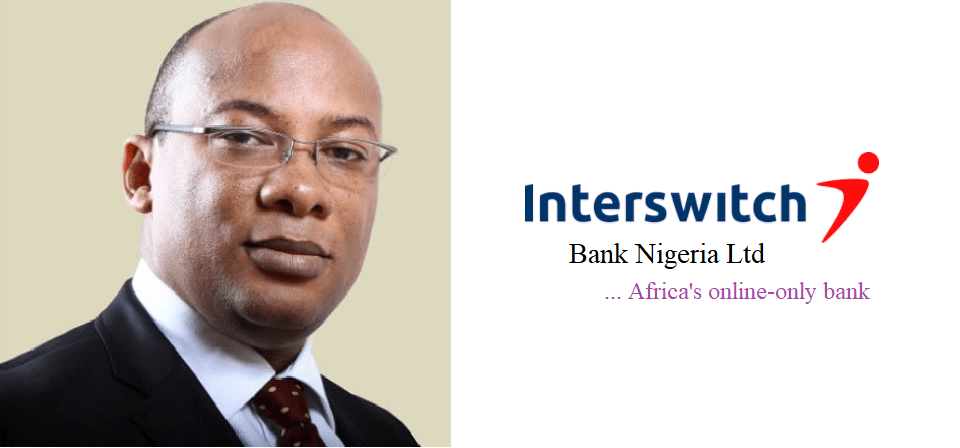 The Interswitch Bank Nigeria Ltd