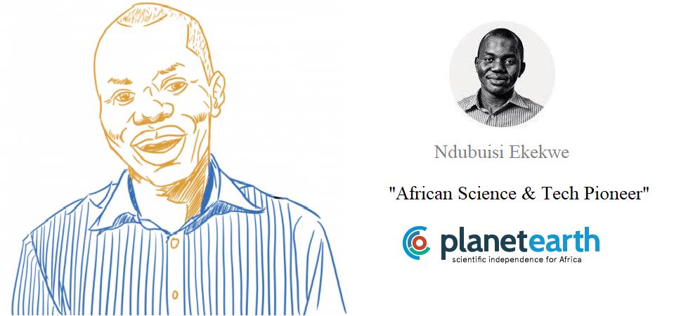 """London-Based Planet Earth Institute Honors Ndubuisi Ekekwe as Tech """"Pioneer"""""""