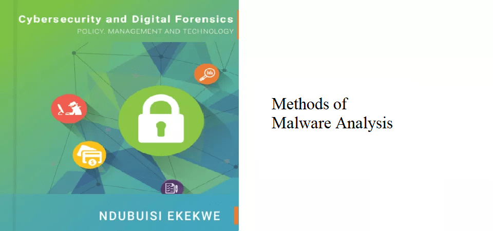9.2 – Methods of Malware Analysis