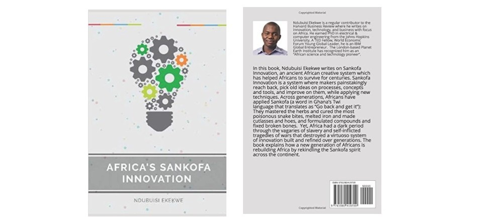 "Amazon Kindle and Paperback Links to buy book ""Africa's Sankofa Innovation"""