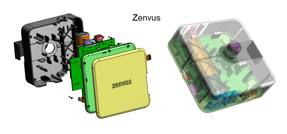 Zenvus Imaging System [Photos]