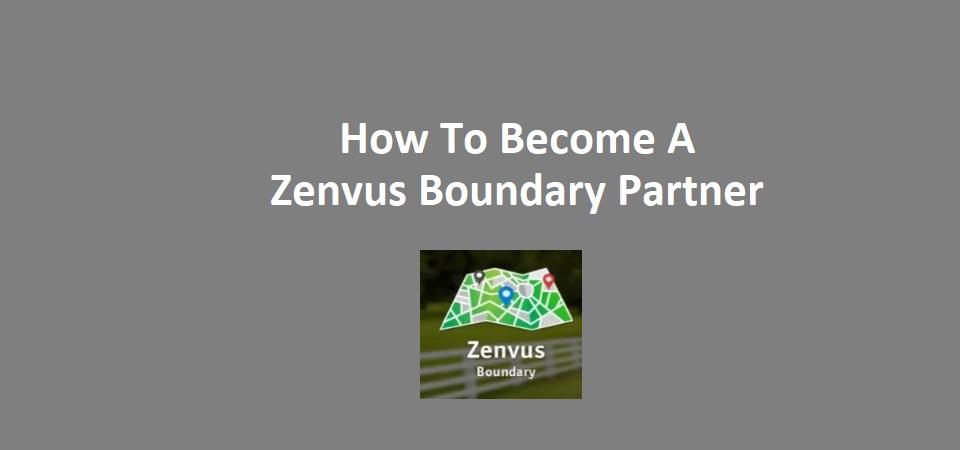 How To Become A Zenvus Boundary Partner