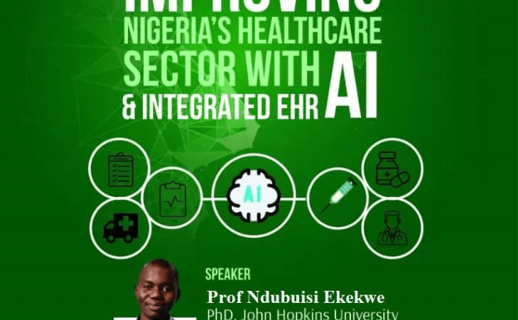 Join Ndubuisi Ekekwe in College of Medicine, University of Lagos – Sept 13 @ 10am [UPDATED]