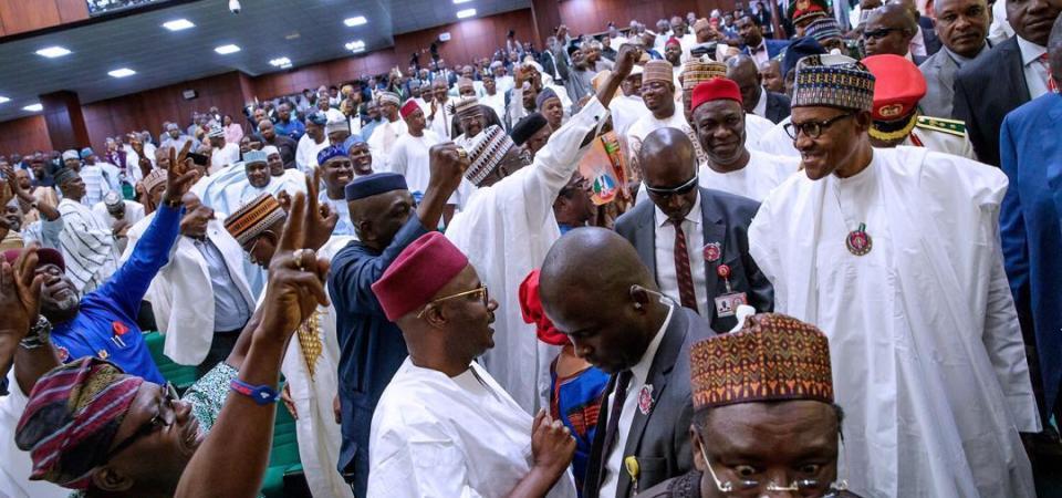 Breakdown of Proposed 2019 Nigeria Budget by President Buhari