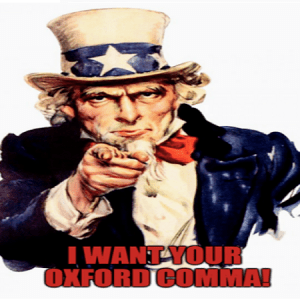 The Oxford Comma and the Ten-Million Lawsuit