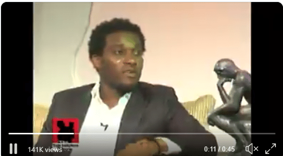 The Jay Jay Okocha's Interview [Video]