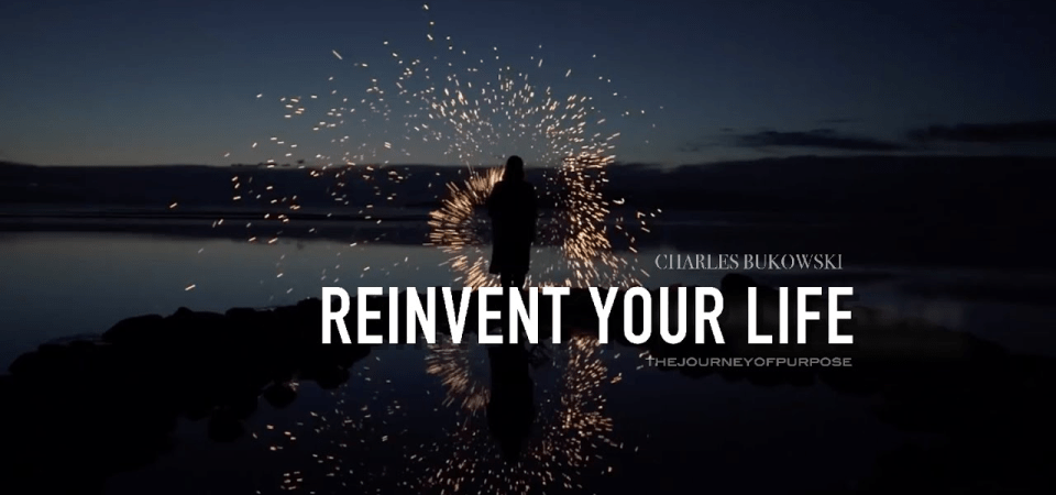Reinvent Yourself: Diversify your Areas of Interest