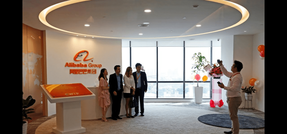 Alibaba's Double Play Strategy on Offline Retail Digital Transformation