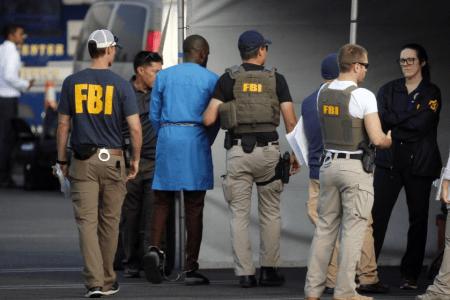The FBI Arrests