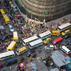 The Physics of Improving  Lagos Traffic