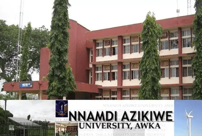 Have Accepted Invitation from Nnamdi Azikiwe University Awka for a Major Speech