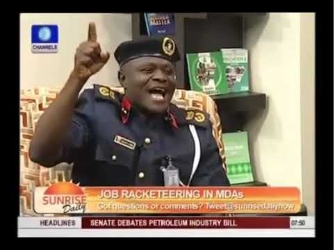 What is your website NSCDC? [Video]