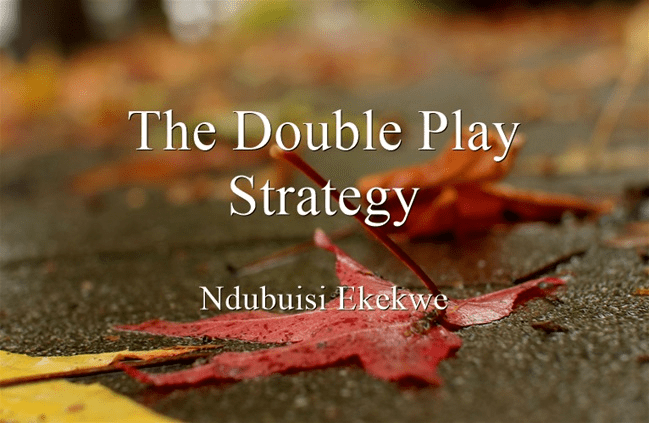 What is Your Double Play in Your Business? [Video]