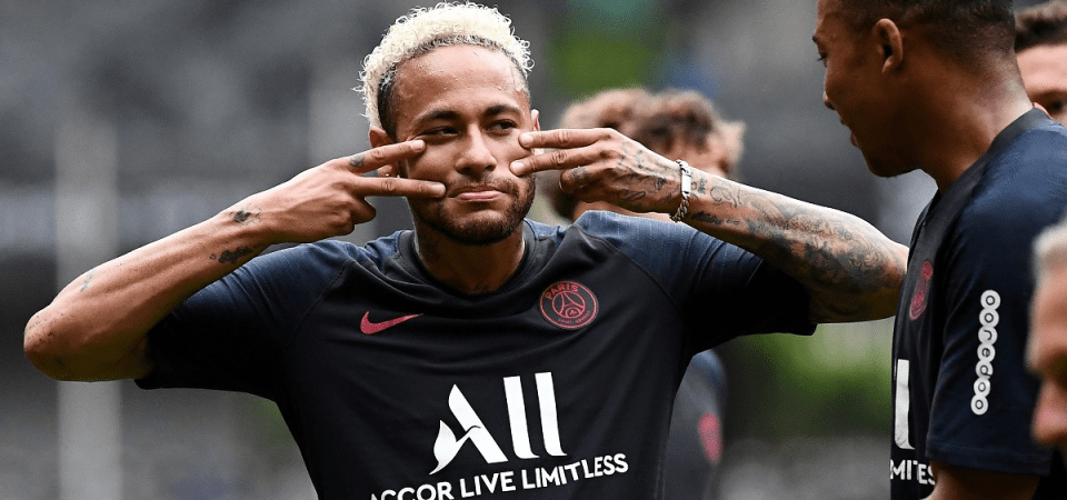 The Lesson from Neymar's Footballing Trajectory
