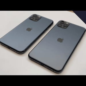 The New iPhone 11 Series