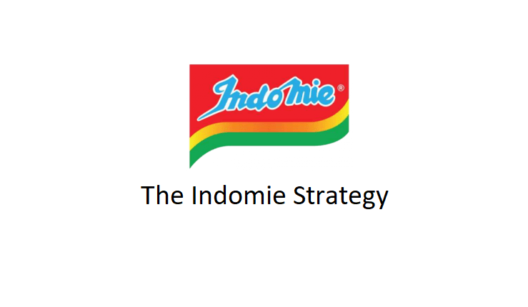 The Indomie Strategy Goes To Business School