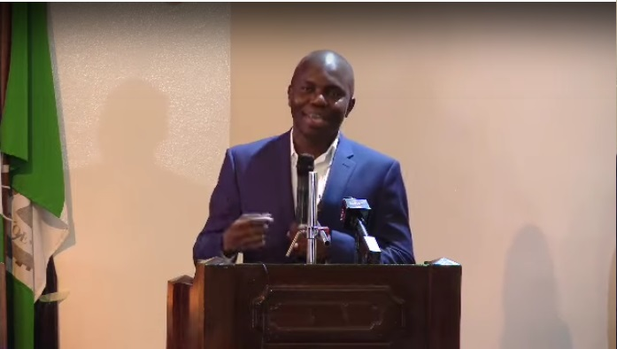 Ndubuisi Ekekwe Presentation During 2019 FUTO Alumni Biennial Lecture [Video]