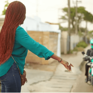 The Expectant Domination of the Lagos Transport System by Bike Hailing Services