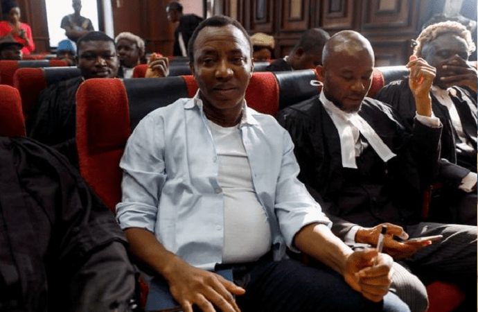 DSS vs Sowore Saga: The Federal Government of Nigeria Breaks Silence and Speaks
