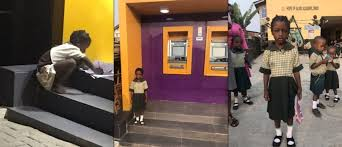 Learning Digital PR Techniques from FCMB's Scholarship Award to Dele