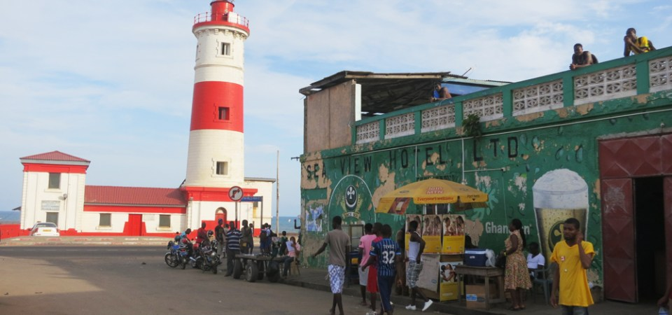 Dundee to Accra: Creative Industries Mapping and Potential Collaborations