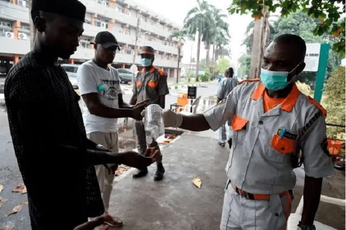 Drama Surrounding the Report of Coronavirus in Nigeria