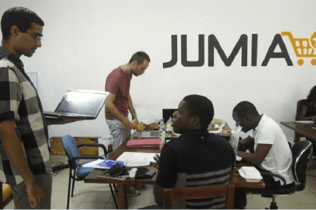 Jumia, Africa's Ecommerce Pioneer With Fintech Double Play, Doubles in Wall Street