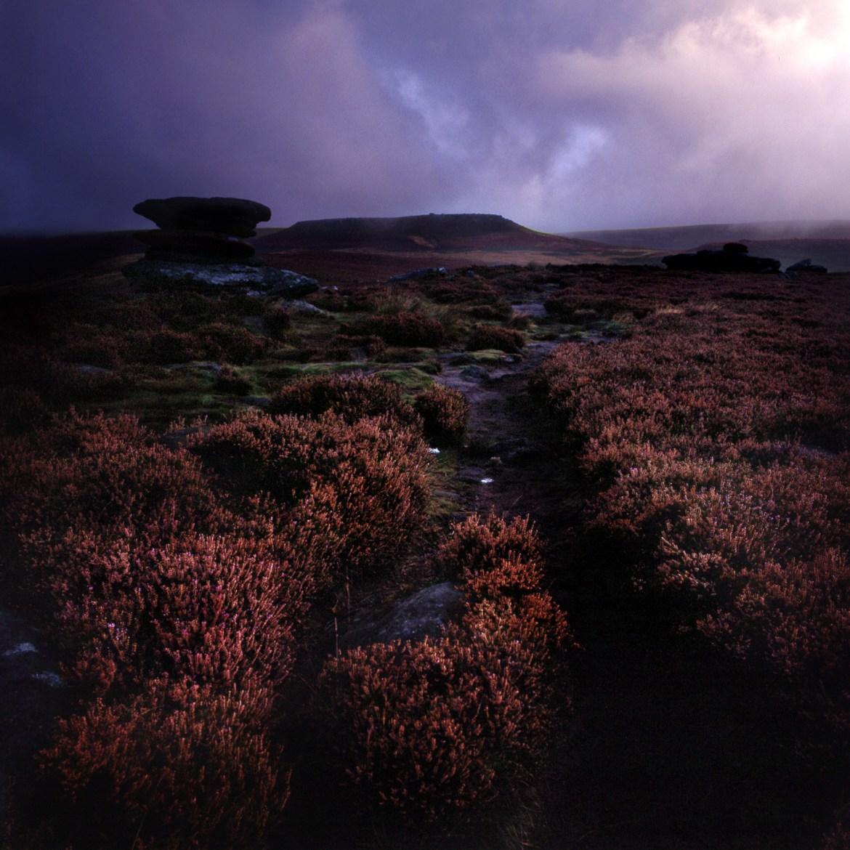 Surprise view ,Peak District UK2017 Hasselblad 503CW f16 1/4s +0.9ND Lee 50mm, FujiFilm Velvia50