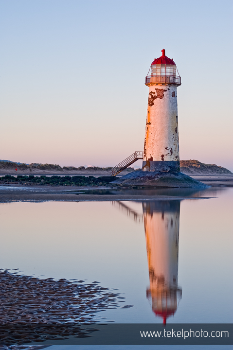 Talacre lighthouse,North Wales UK 2014