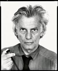 Richard Avedon, self-portrait, Provo, Utah, August 20, 1980