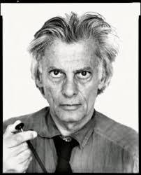 Richard Avedon, self-portrait, Provo, Utah, August 20, 1980