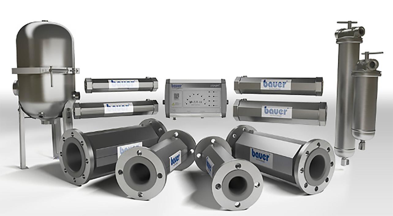 Bauer Watertechnology Systems produkter