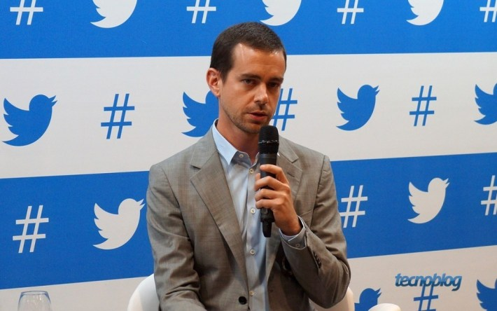 Jack Dorsey : Co-founder of Twitter