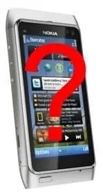Nokia N8 foto