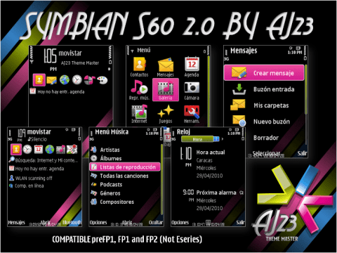 Tema Symbian