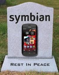 fim do symbian