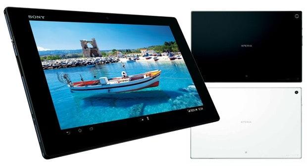 Tablet Xperia Z
