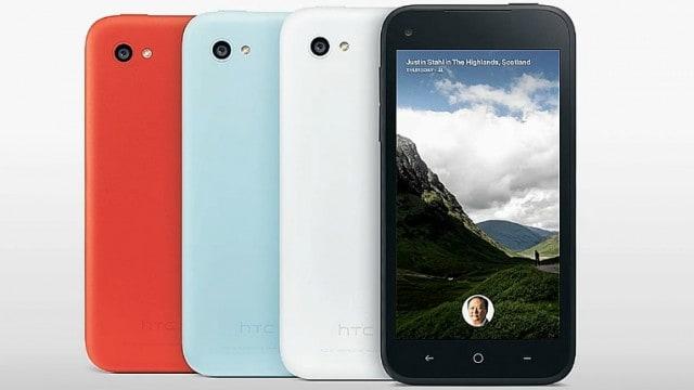 HTC First: um quase Facebook phone