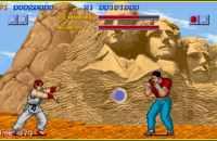 Ryu no primeiro Street Fighter - 1987