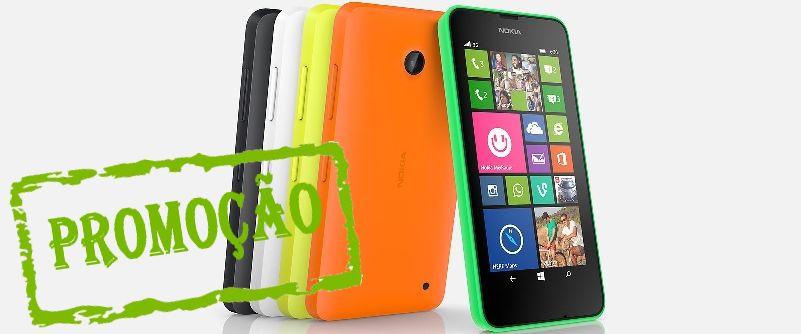 lumia 630 promoção