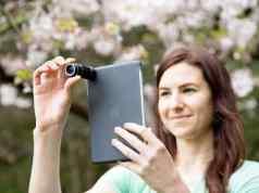 lentes para tablets