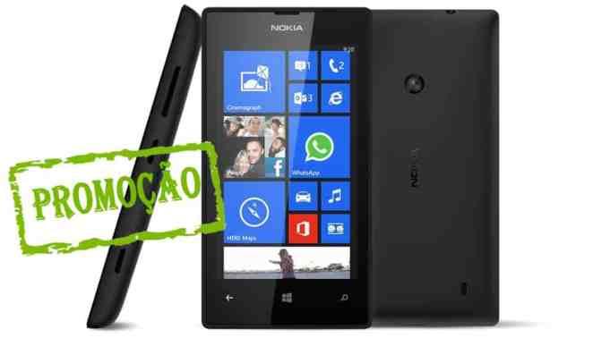 lumia 520 promocao