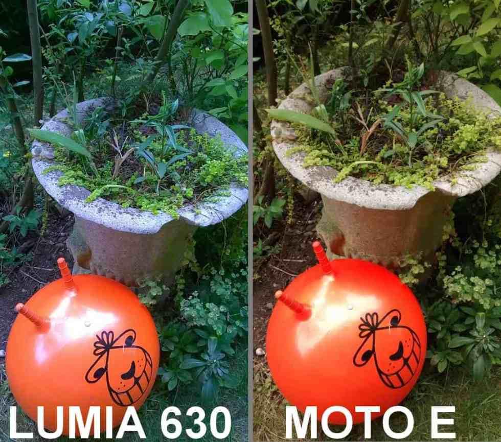 lumia 630 s moto g