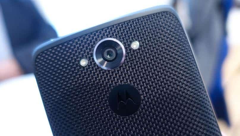 Moto Maxx camera