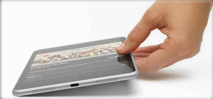 Tablet da Nokia lançado em 2014