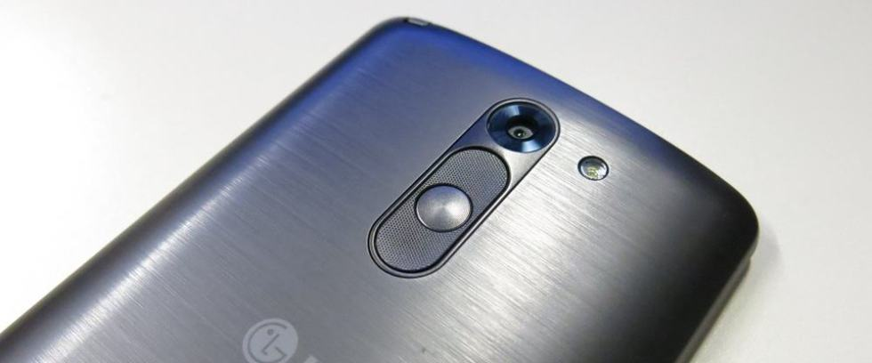LG G3 Stylus smart button