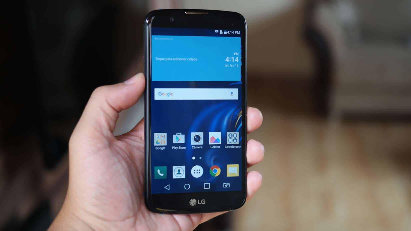 LG K10, novo intermediário no Brasil