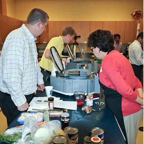 Multi-Cooker Company testing
