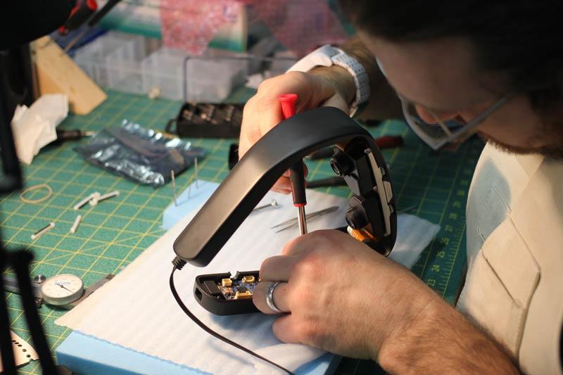 Avegant finishing a prototype